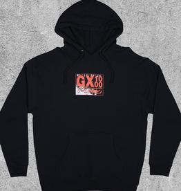 GX1000 GX1000 HORROR HOODIE - BLACK