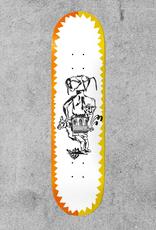 "BAKER SKATEBOARDS BAKER HERMAN DAYDREAMS 8.0"" DECK"