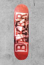 """BAKER SKATEBOARDS BAKER JACOPO RIBBON TIME FLIES 8.38"""" DECK"""