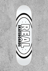 """REAL SKATEBOARDS REAL CLASSIC OVAL 8.38"""" DECK"""