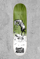 "ANTIHERO ANTIHERO TAYLOR WEST WASNT 8.5"" DECK"