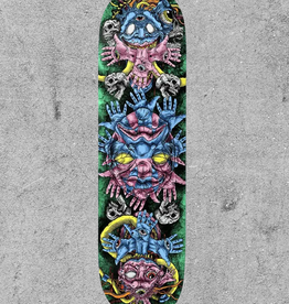 """DEATHWISH DEATHWISH NEEN CONTROLLED CHAOS 8.1"""" DECK"""