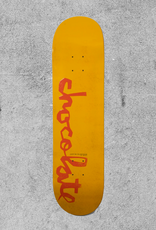"CHOCOLATE SKATEBOARDS CHOCOLATE OG CHUNK ELDRIDGE 8.25"" DECK"