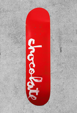 "CHOCOLATE SKATEBOARDS CHOCOLATE OG CHUNK ANDERSON 8"" DECK"