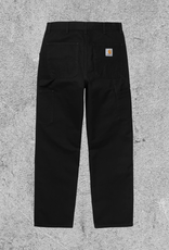 CARHARTT WIP CARHARTT WIP SINGLE KNEE PANT - BLACK