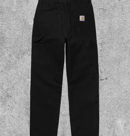 CARHARTT WIP CARHARTT WIP SINGLE KNEE PANT - BLACK