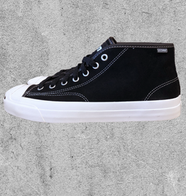 CONVERSE CONVERSE JACK PURCELL PRO MID - BLACK/WHITE