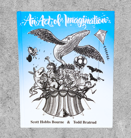 FAMILIA SKATESHOP AN ACT OF IMAGINATION BOOK
