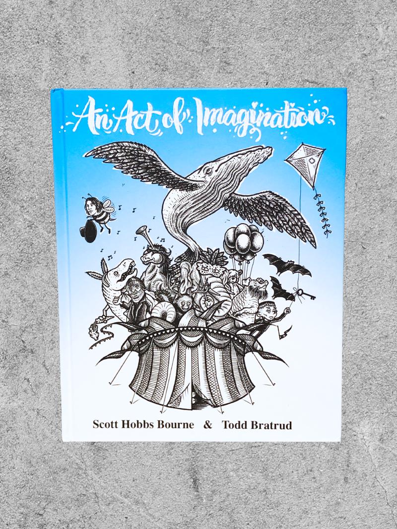 FAMILIA SKATESHOP AN ACT OF IMAGINATION BOOK
