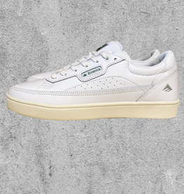 EMERICA EMERICA GAMMA - WHITE LEATHER