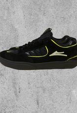 LAKAI FOOTWEAR LAKAI CARROLL - BLACK/NEON