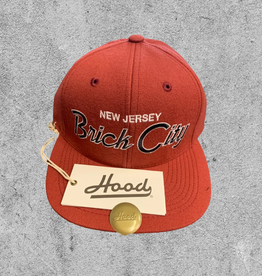 NJ SKATESHOP NJ X HOOD HAT CO BRICK CITY