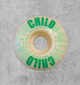 GHETTO CHILD WHEELS GHETTO CHILD WHEELS CLASSIC LOGO 52MM