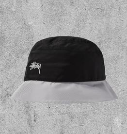STUSSY STUSSY OUTDOOR BUCKET HAT - BLACK