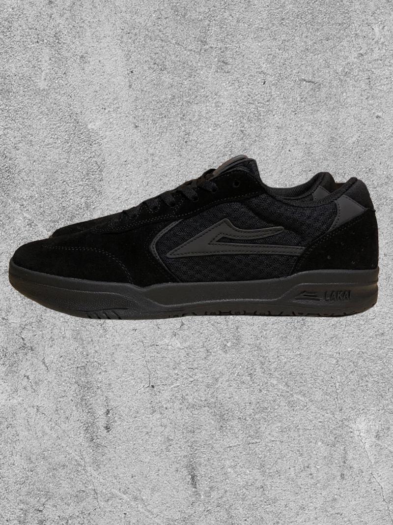 LAKAI FOOTWEAR LAKAI ATLANTIC - BLACK/BLACK
