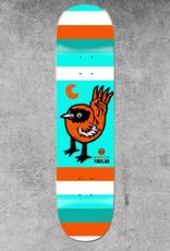 "ROGER SKATEBOARDS ROGER MOON BIRD 8.25"" DECK"