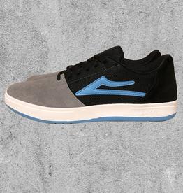 LAKAI FOOTWEAR LAKAI BRIGHTON - GREY/LT BLUE