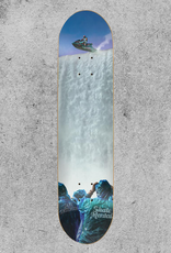 """SKATE MENTAL SKATE MENTAL ANDERSON ONLY ONE WAY TO FIND OUT 8.25"""" DECK"""