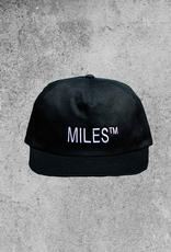 MILES GRIP MILES LOGO HAT