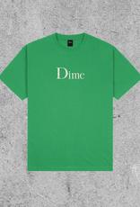 DIME DIME CLASSIC PLAID TEE - GREEN