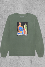 FA ENTERTAINMENT FUCKING AWESOME DILL COLLAGE L/S - HEMP
