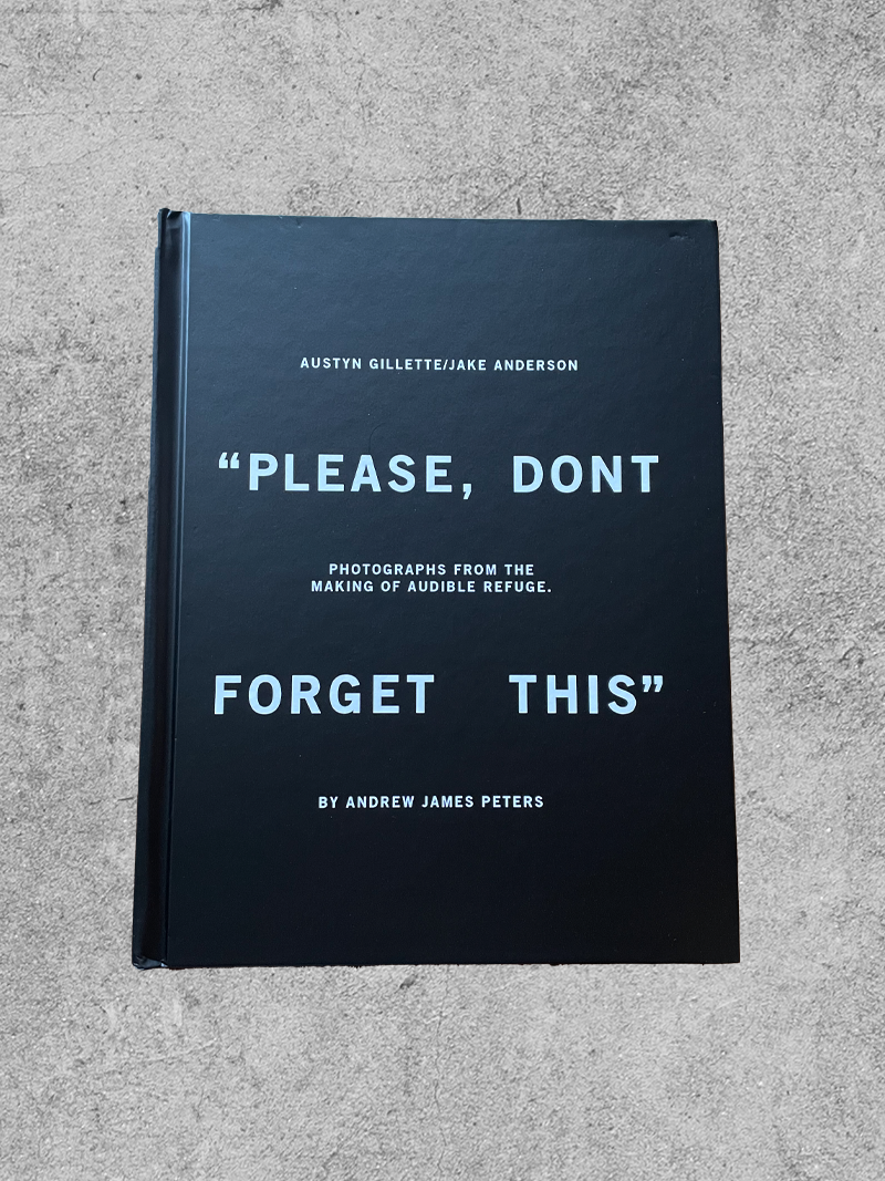 "FAMILIA SKATESHOP ""PLEASE, DON'T FORGET THIS"" BOOK"
