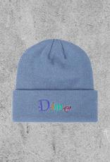 DIME DIME FRIENDS BEANIE - POWDER BLUE
