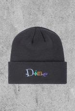 DIME DIME FRIENDS BEANIE - CHARCOAL