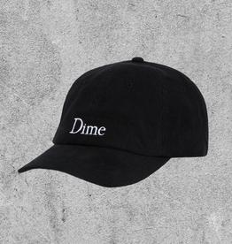 DIME DIME CLASSIC CORDUROY CAP - BLACK