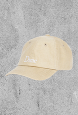 DIME DIME CLASSIC CORDUROY CAP - TAN