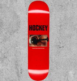 """HOCKEY HOCKEY INSANITY RED 8.38"""" DECK"""