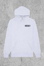 HOCKEY HOCKEY INSTRUCTIONS HOODIE - GREY
