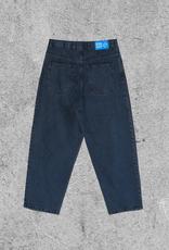 POLAR SKATE CO POLAR BIG BOY JEANS - BLUE BLACK