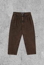 POLAR SKATE CO POLAR GRUND CHINO PANT - BROWN BLACK