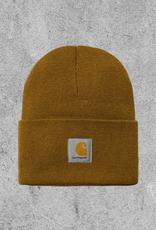 CARHARTT WIP CARHARTT WIP ACRYLIC WATCH HAT - HAMILTON BROWN