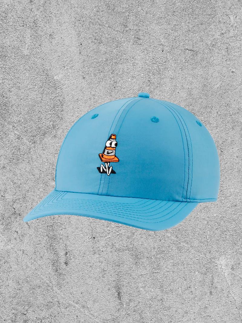 NIKE SB NIKE SB FLATBILL JDI CAP - BLUE