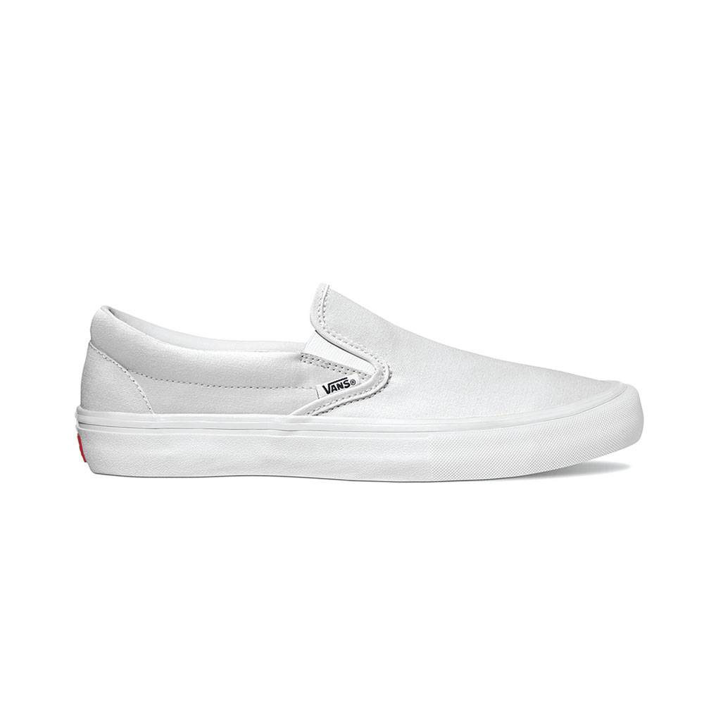 VANS VANS SLIP ON PRO - WHITE
