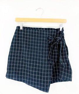 Lush Clothing Lush Empire Records Plaid Skirt