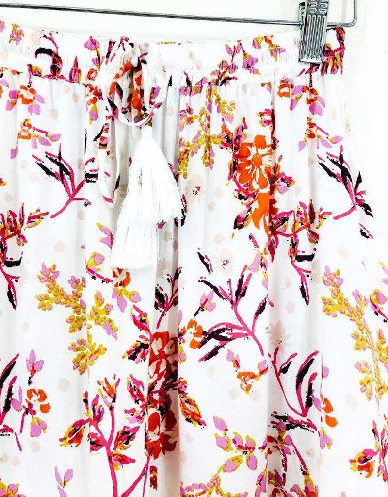 Kivari Kivari Sophia Floral Maxi Skirt