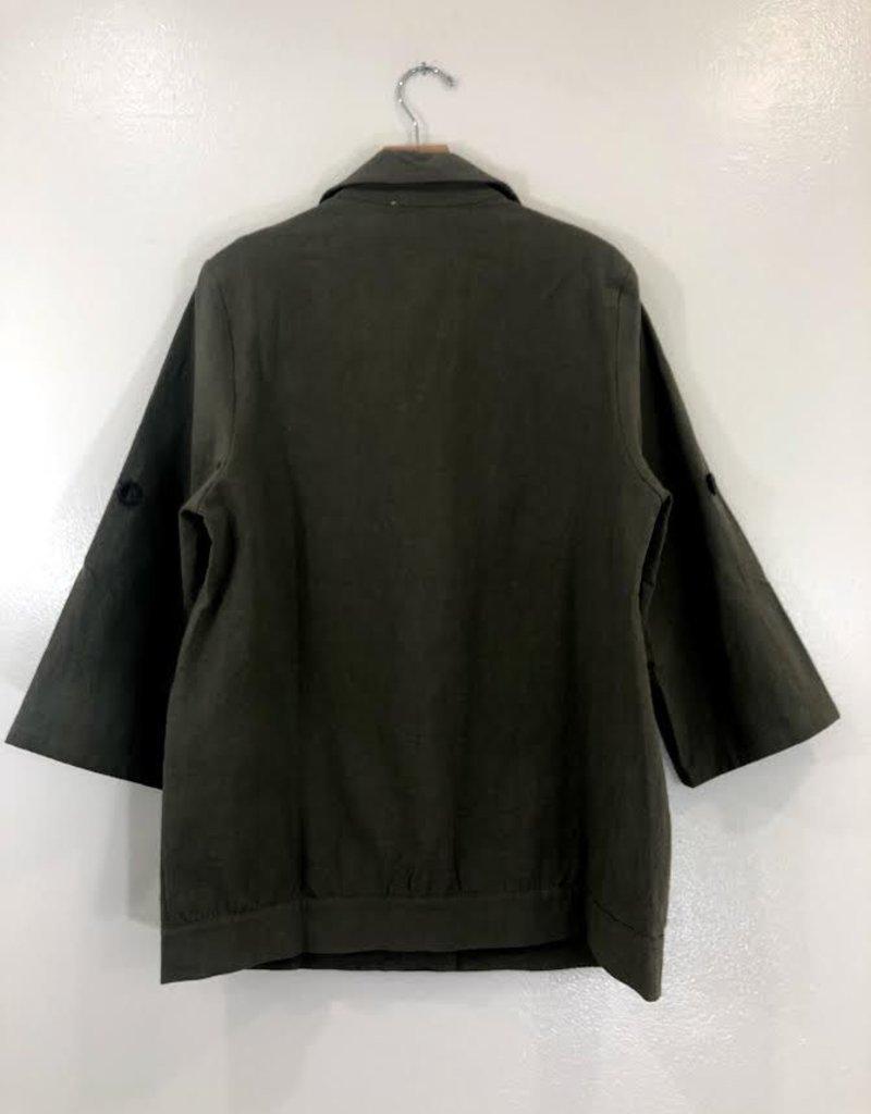 Lush Clothing Lush Seargeant Pepper's Jacket