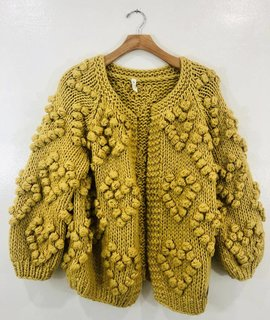 Wishlist Tangled Up in Knots Sweater