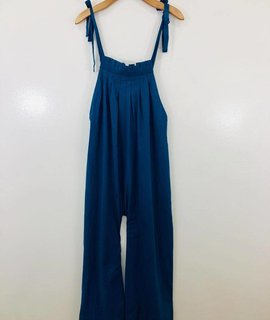 Lush Clothing Penelope Pintuck Overall