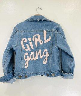 Vintage Girl Gang Denim Jacket