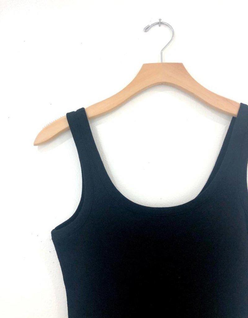 Chaser Brand Chaser Ribbed Bodysuit