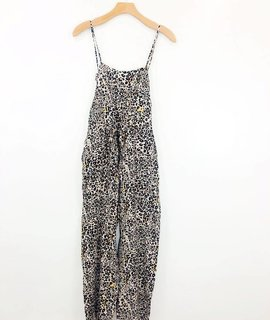 Lush Clothing Lush Leopard Overall