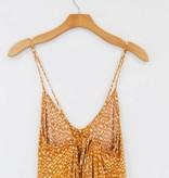 Lush Clothing Lush Golden Days Jumpsuit