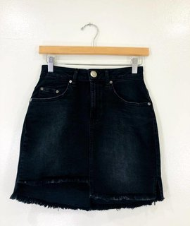 One Teaspoon One Teaspoon 2020 Mini HW Denim Skirt