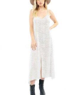 Saltwater Luxe Saltwater Luxe Tank Midi Dress