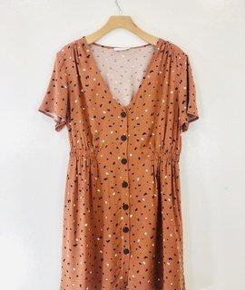 Lush Clothing Lush Spot On Dress