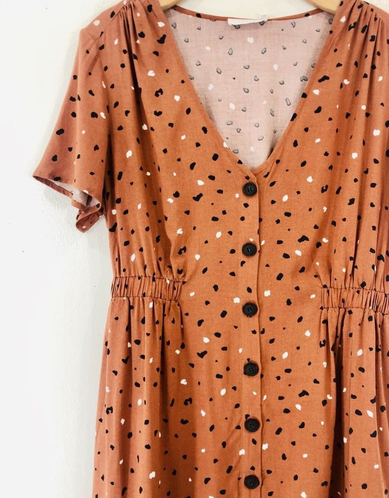 Lush Clothing Lush Spot On Dress